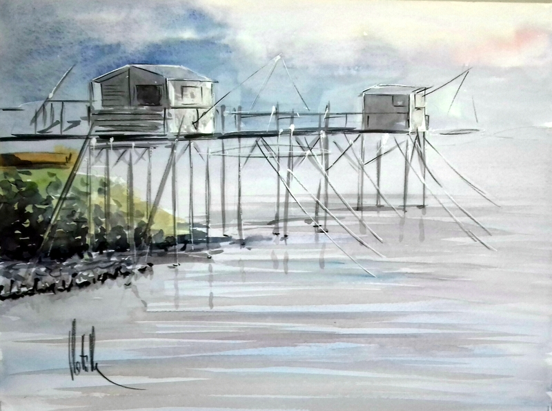 Carrelets vers Richard